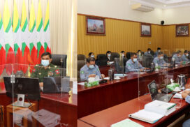MoBA discusses border area, human resources development