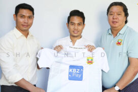 AUFC Winger Thiha Zaw signs for Shan United on loan