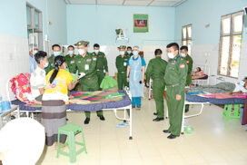 Healthcare services offered at Tatmadaw hospitals