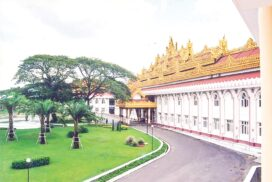 International Theravāda Buddhist Missionary  University: Prestigious Buddhist University of Myanmar