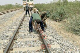 Myanma Railway runs Mandalay-Nay Pyi Taw- Ywarthagyi freight train