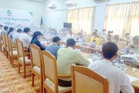 Coordination meeting on loan and grant projects funded by World Bank holds