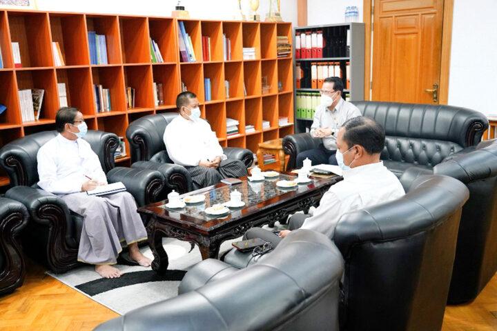6 3 2021 MOHT Minister Mandalay Trip Photo 2 72 1