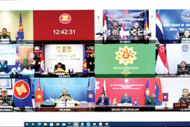 18th ASEAN Military Intelligence Meeting held online