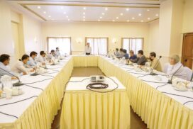 MoHT, YRAC, MTF discuss revitalizing hotels and tourism sector