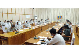 Ministry of Construction holds 2nd coordination meeting