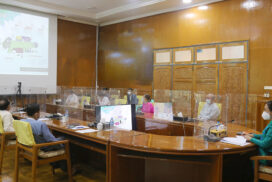 MoSWRR discusses cooperative activities with ASEAN