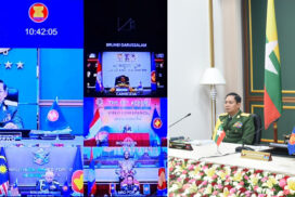 18th ASEAN Chiefs of Defence Forces Meeting (ACDFM-18) held via video conferencing