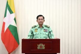 Chairman of State Administration Council Commander-in-Chief of Defence Services Senior General Min Aung Hlaing sends message to International Women's Day which falls on 8 March