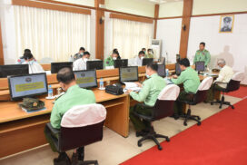Vice-chairman of State Administration Council meets Mandalay Region Administration Council members