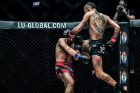 ONE Championship: Eersel beat Haida to retain kickboxing world title