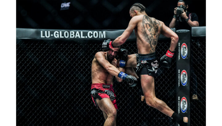 ONE Championship fights NS