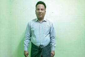 Shan State former finance and planning minister U Soe Nyunt Lwin arrested