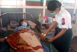 Tatmadaw medical teams provide healthcare in township hospitals