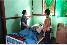Tatmadaw continue providing healthcare services to civilians