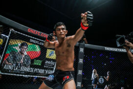 Aung La N Sang ready to defend Light Heavyweight title against Bigdash