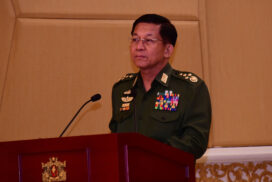 Myanmar must continuously implement democracy and federalism: Senior General