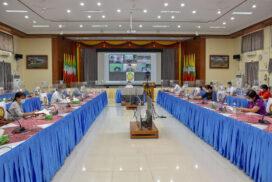 MoHS discusses COVID-19 preventive measures