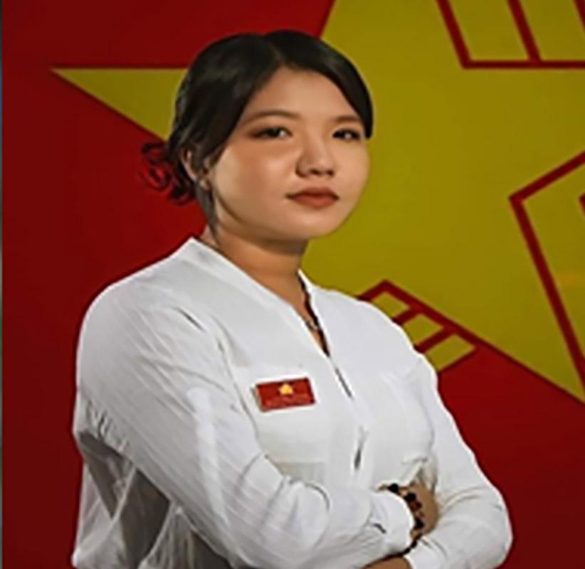 Daw Ei Thinzar Maung 01