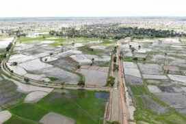 Over 70,000 acres of non-paddy crops irrigated by Thaphanseik Dam