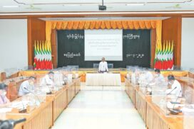 Working Committee to address impact of COVID-19 on the country's economy meets