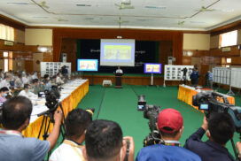 Record of Press Conference (4/2021) held on 9 April 2021 by the State Administration Council's Information Team