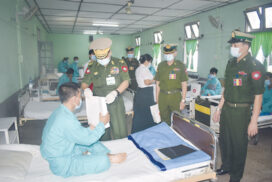 Military hospitals continue providing healthcare to civilians
