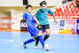 Futsal Thai League 2021 to be launched in June