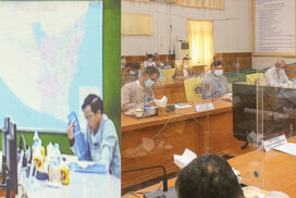Quick win projects intended to narrow development gap between Rakhine State and other states