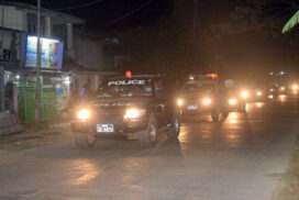 Security measures conducted to ensure community peace