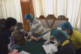 Covishield vaccinated to diplomats, embassy staff, families