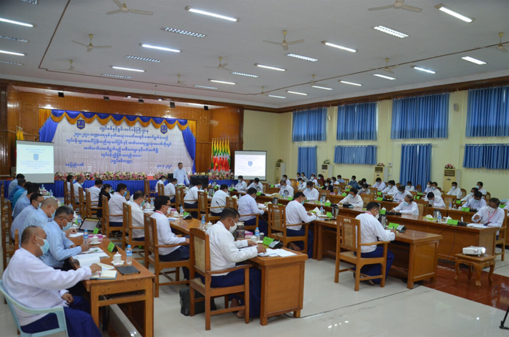 MoEE reviews activities conducted in second quarter of 2020-2021FY