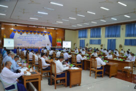 Yangon workers' hospital reaccepts inpatients except for major surgery cases