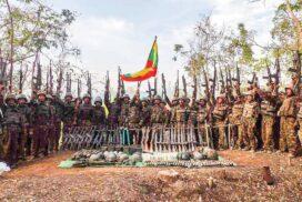 Tatmadaw recaptured Myothit Microwave Camp from KIA