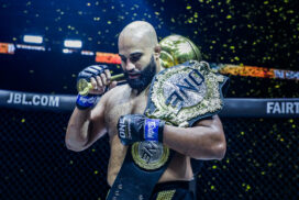 Arjan Bhullar bags ONE Heavyweight belt with TKO win over Brandon Vera