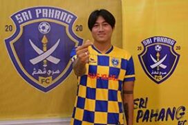Sri Pahan FC signs Myanmar striker Aung Kaung Marn on half-season loan