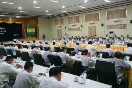 MoE holds meeting on reopening of basic education schools