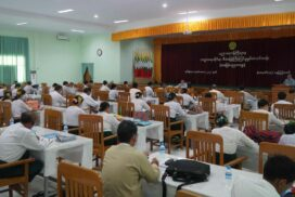 Financial management refresher course conducted for Basic Education Sector