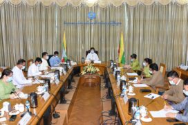 MoC holds meeting on import and distribution of edible oil