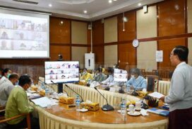 MoPF holds meeting for natural disaster survey