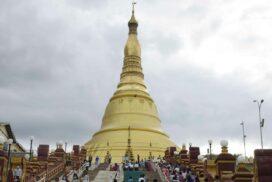 Fullmoon Day of Kason celebrated at pagodas in Nay Pyi Taw