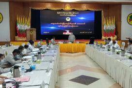 Rural Road Development Dept organizes quarterly coordination meeting