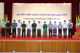 MoSWRR provides cash assistance to charity organizations, persons with disabilities, senior citizens in Mandalay Region