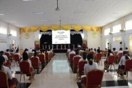 Training courses to polish skills of staff officers, senior auditors