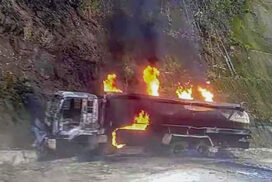 KIA attacks, sets fire to private fuel bowsers; terrorism accelerated in Tanai