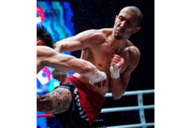 Lethwei is the most effective stand-up combat: Dave Leduc