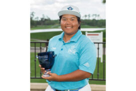 Phoo Pwint Yati Khaing wins golf championship in USA