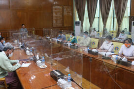 MoSWRR holds meeting on implementation of temporarily-halted works
