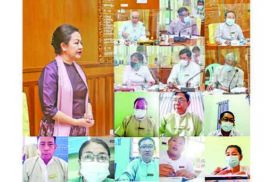 Meeting on screening guidelines for convicted children in training schools (draft) held