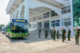 Tatmadaw medics ready to assist in Phaunggyi COVID-19 medical centre